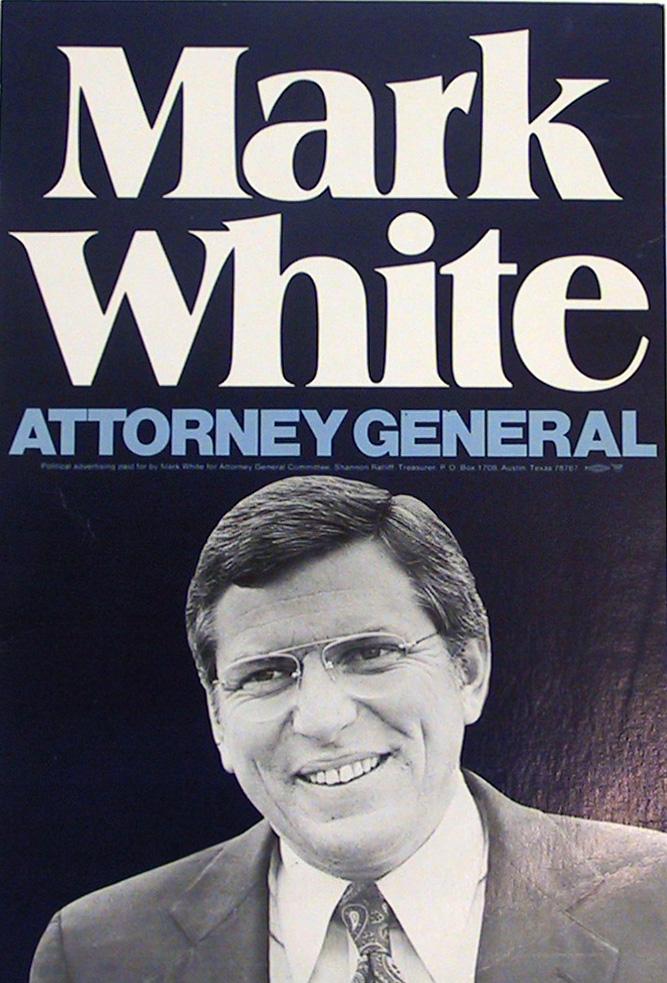 Mark White attorney