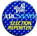 Presidential Campaign Press Related Items and Network Buttons