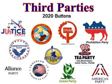 Click Here for Third Party Buttons from 2020